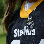 NFL Inspired Team Necklace- $11 with Free Shipping